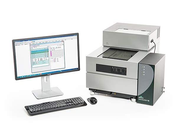 全自动粒径粘度分析仪Viscosizer TD