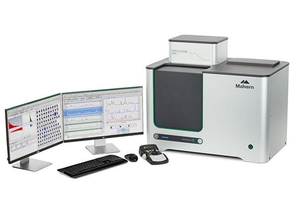 静态粒度粒形及化学组分分析仪 Morphologi 4-ID