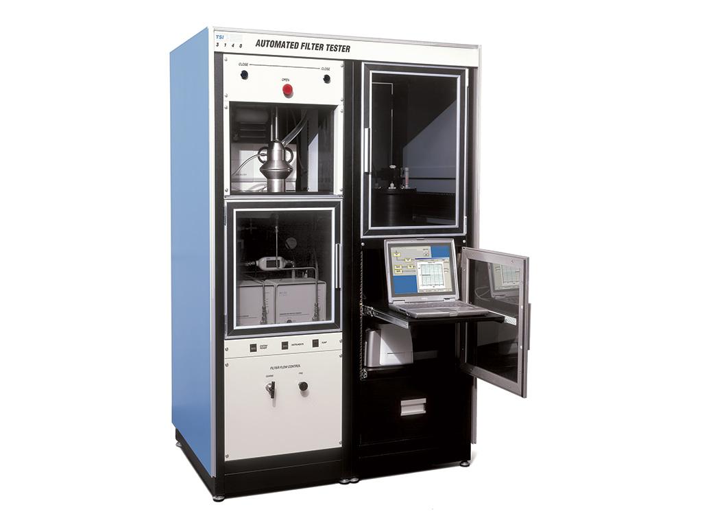 自动滤料测试仪 3140